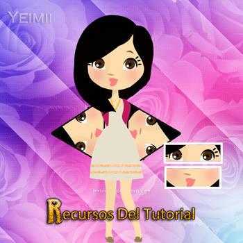 Recursos Del Tutorial Bionic by Yeimileth