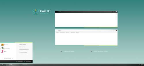 Gaia09 Visual Style