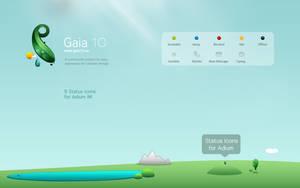 Gaia10 Adium Status Icons by novoo