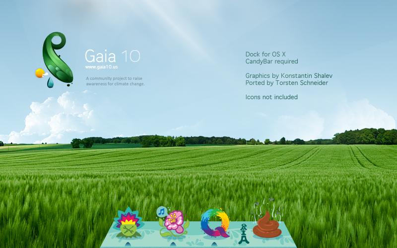 Gaia10 Dock 2 by novoo