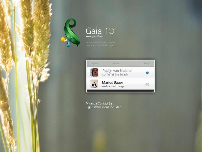 Gaia10 Miranda by novoo