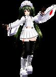 [DL/CLOSE] Miku Ichi-no-Sakura Blossom White