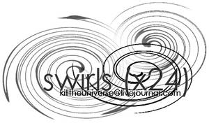 Brushes : Swirls