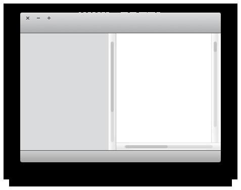 iOS Scrollbars SL + iTunes by LukeMitchell