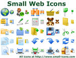 Small Web Icons