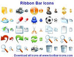 Ribbon Bar Icons