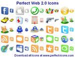 Perfect Web 2.0 Icons