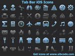 Tab Bar iOS Icons