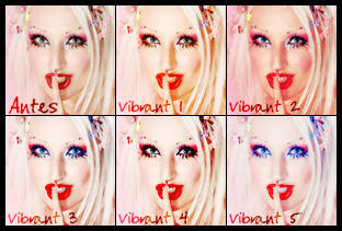 Action - Vibrant by hiimlucifer