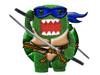 Teenage Mutant Ninja Domo by kilohoku42