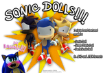 Sonic Dolls + DOWNLOAD LINK!!!