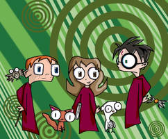 Harry potter by Fervent-