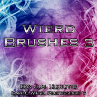Wierd Brushes 3