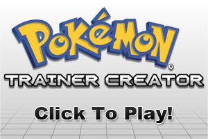 Pokemon Trainer Creator