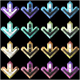 Stepmania Arrows
