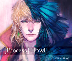 [Process] Howl by teralilac