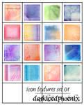 Icon textures - set 01