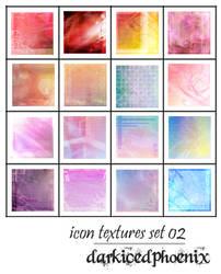 Icon textures set 02
