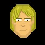 Animated Gamer Dude