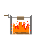 Campfire Animation Rough