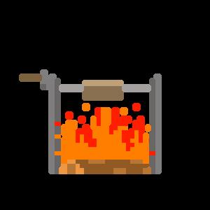 Campfire Animation Rough
