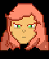 Pixelgate - People of Gamergate 02: Vivian James by CaptainToog