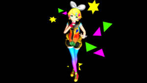 [MMD] PDAFTDX Popping Delight Rin DOWNLOAD!!! by MidnaWeavile