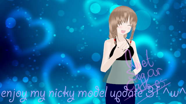 nicky-model:2軒目の画像検索