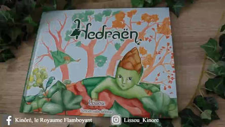 Hedraen - the book