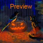 Halloween animation by DreamyNatalie