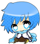 Kaito Page Doll