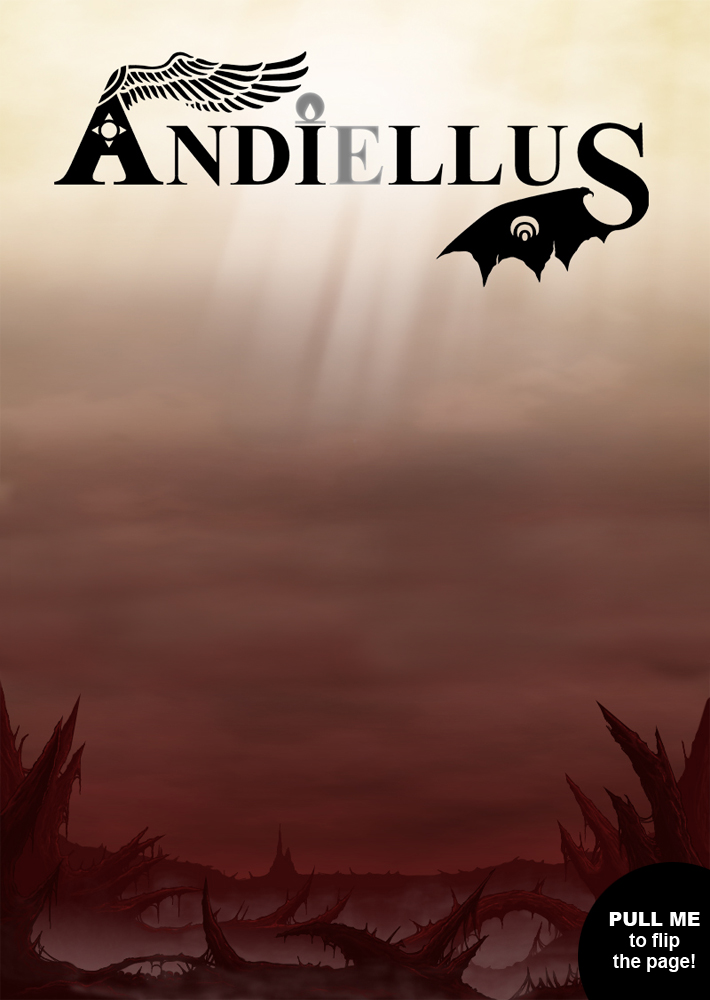 Andiellus - Chapter 1: Birth of Hope by vhfm