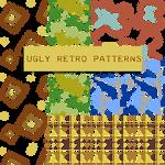 Ugly Retro Pattern Set