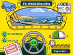 Magic School Bus Oceans UI menu by common-calluna