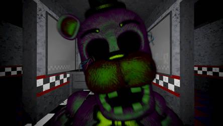 Corner Freddy Jumpscare