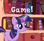 Twilight's Book Game by Drud14