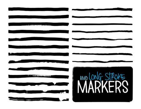 BMD Long Stroke Markers