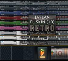 JayLan FLSkin 10 - Retro by JayLanArt