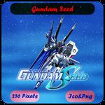 Gundam Seed - Anime Icon