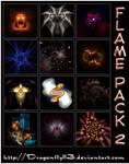 Brigittes Flamepack 2