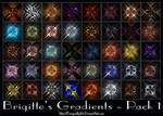 Brigittes Gradients - Pack 1