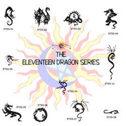Eleventeen Dragon Series