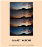 Sunset Actions