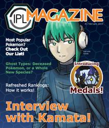 IPL Magazine Issue_#1 by Yena-Kiachi