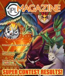 IPL Magazine #3 by Yena-Kiachi