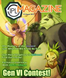 IPL Magazine #4 by Yena-Kiachi