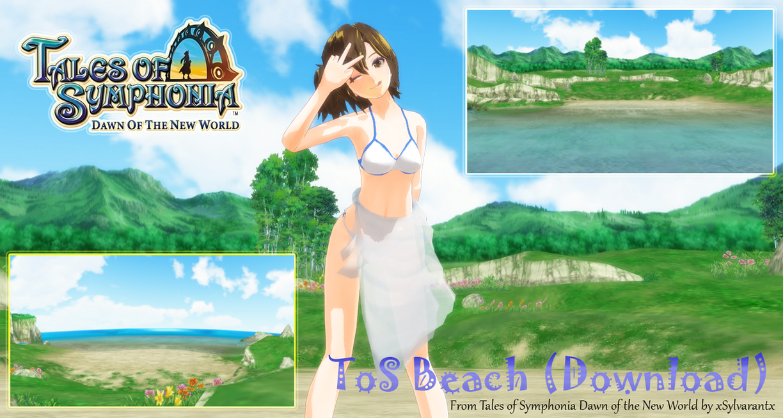 MMD STAGE ToS Beach + Download by xSylvarantx on DeviantArt