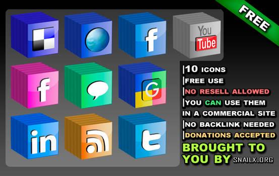 Inn-Web Icon Pack