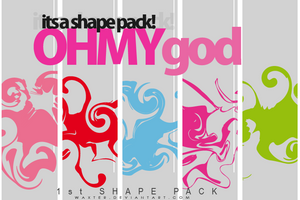 1st Shape Pack