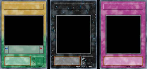JP YGO Series 2 Devamped Blanks (PNG)